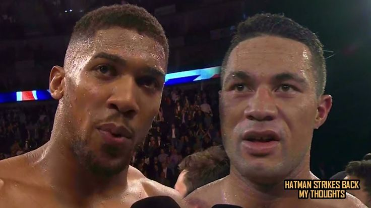ANTHONY JOSHUA VS JOSEPH PARKER - 2018 UNIFICATION IN THE WORKS!!!