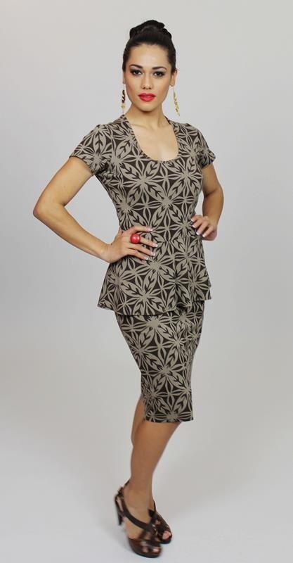 Pacific Island Dresses