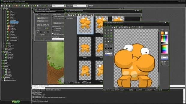 game maker game development software