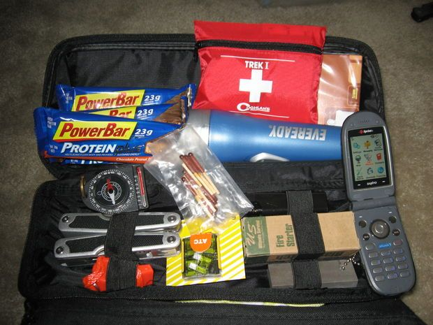 Picture of Emergency Car Survival Kit - http://www.instructables.com
