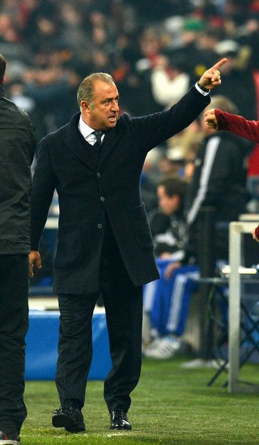 FATİH TERİM!!! THE BOSS!!!