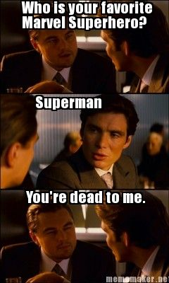 just how today my friend and I were talking about X-Men...and then she said Wonder Woman was her favorite superhero...