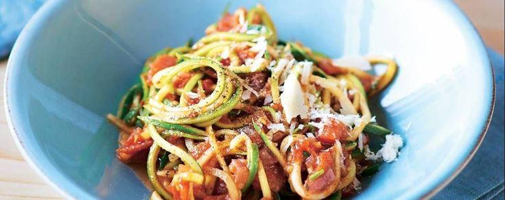Courgetti spaghetti