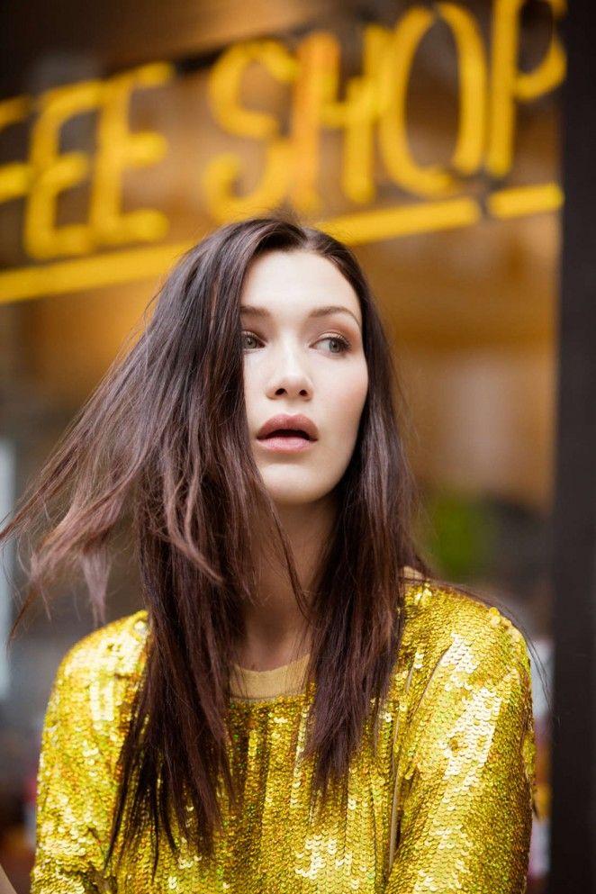 Bella Hadid for Evening Standard  Fashion Bomb Daily waysify