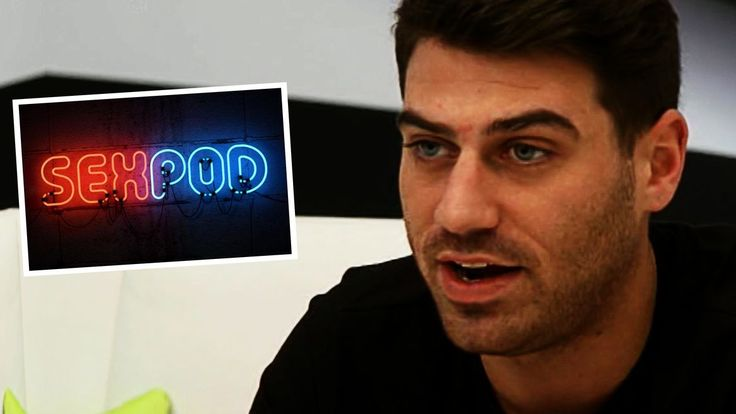 EXPLICIT CONTENT: TOWIE star Jon Clark gets VERY graphic about his masturbation schedule on Channel 5's Celebrity Sex Pod
