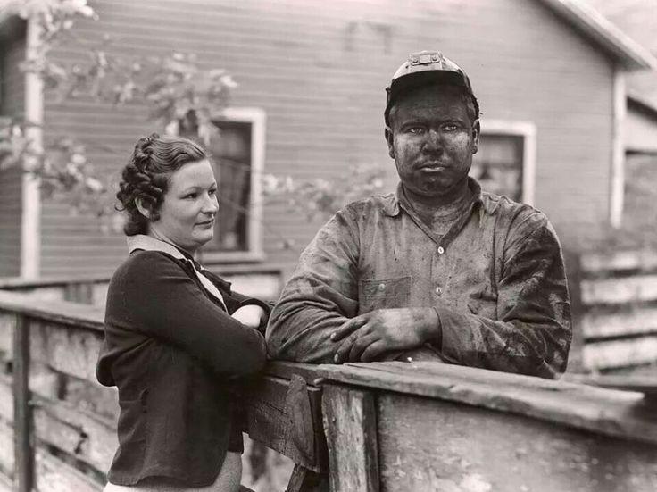 Coal miner in west Virginia