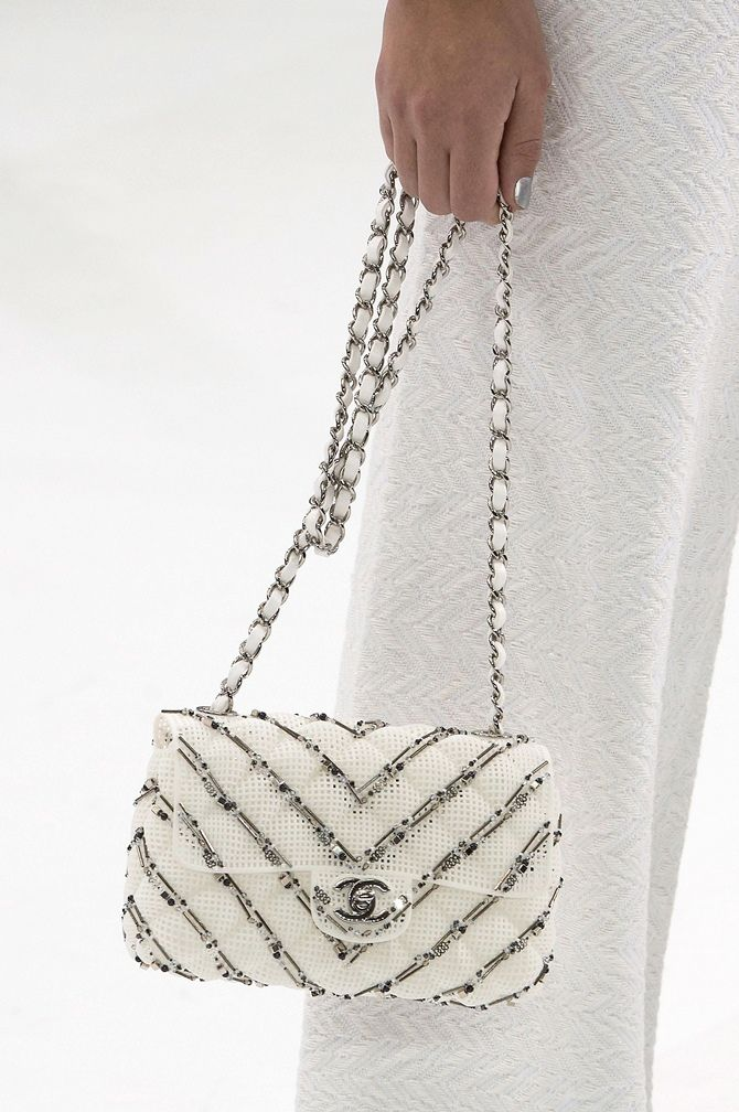 Chanel Spring-Summer 2016 | Tempo da Delicadeza  So sweet!
