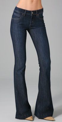 Want these for fall... <3 my skinny jeans, but LOVE the flares. Gap. Get them.