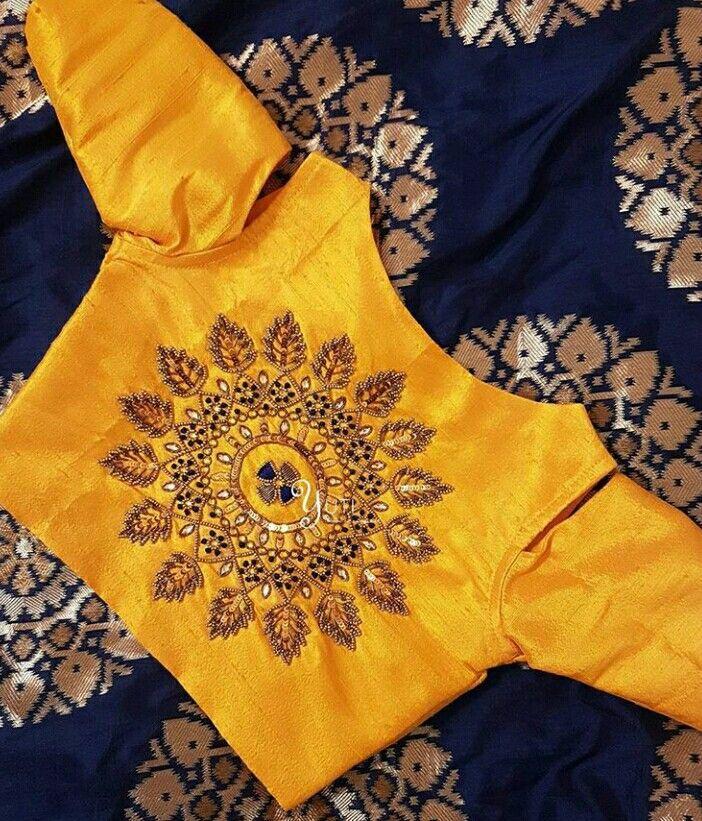 #indian #blouse #wedding