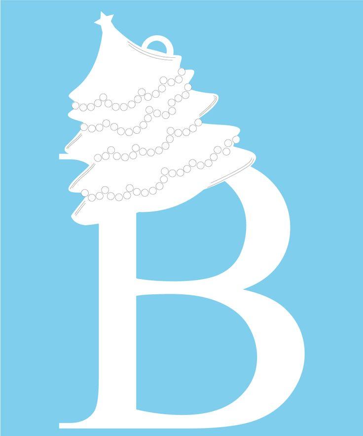 FELICE? DECISO? ELEGANTE? BUONO? Oppure Francesca, Davide, Elisa e Barbara? Dai tu il significato alla Lettera di Natale che regalerai.