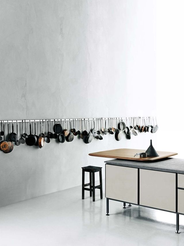 T.D.C | Scandinavian Style Kitchens with Utilitarian Elements