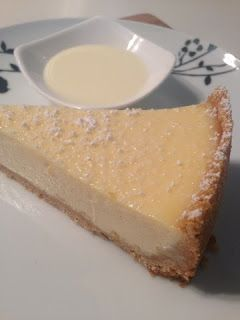 Made by me - New York Cheesecake