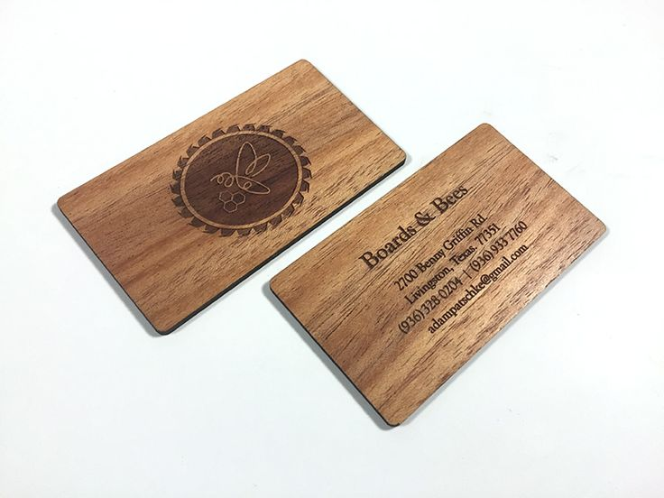 61 best wood business cards images on pinterest creative business laser engraved business cards on wood metal and plastic carry a work of art in your wallet reheart Choice Image
