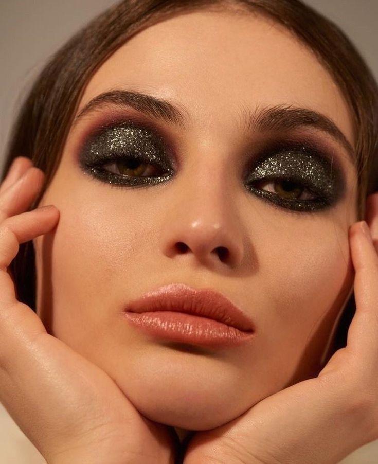 Подробно в картинках о макияже