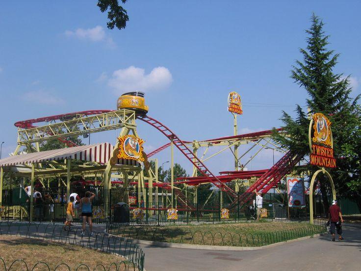 Twister Mountain (Leolandia Minitalia)