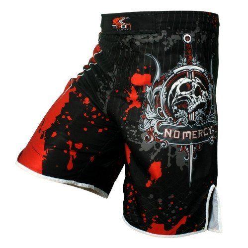 Men's Boxing Short Pants Printing MMA Shorts Fight Grappling Short Polyester Kick Gel Boxing Muay Thai  Pants Thai Boxing Shorts MMA