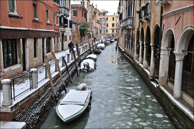 венеция снегу - Поиск в Google