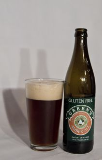 Green's DiscoveryStyle: English Strong Amber Ale  UKABV: 6% Key Ingredients: Sorghum, rice and buckwheat % Like Beer: 85% For Fans Of: New Belgium Fat Tire
