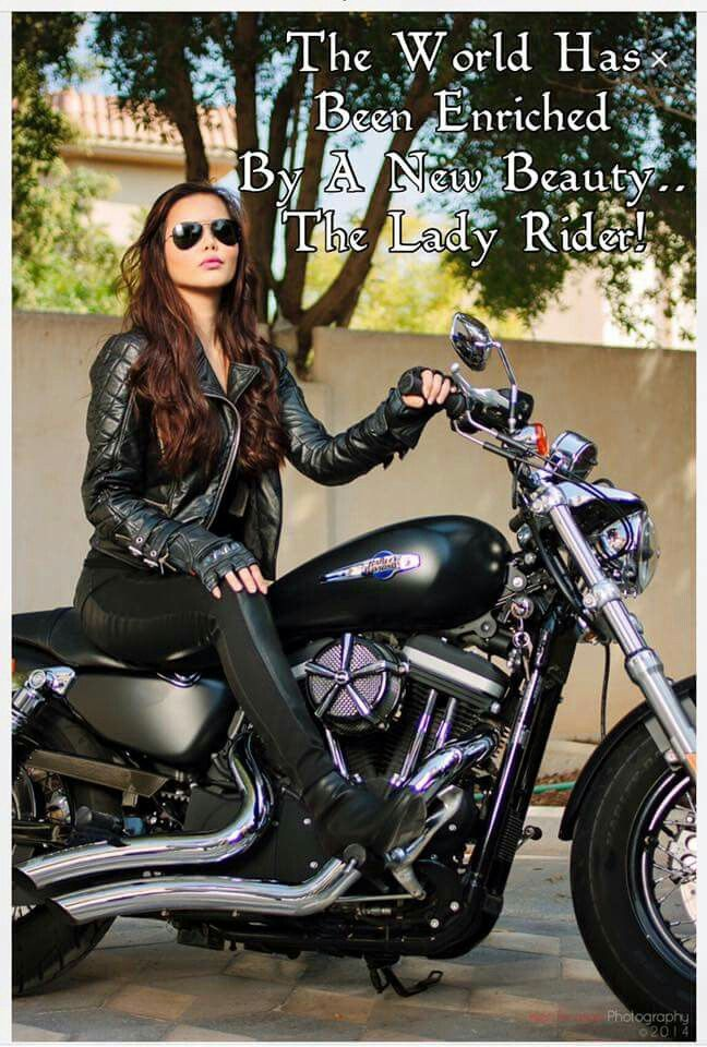 Lady Biker, Biker Chick, Wind Sister, Sisterhood, chicks on bikes, women on bikes...we're  all in the wind....enjoying our passion.