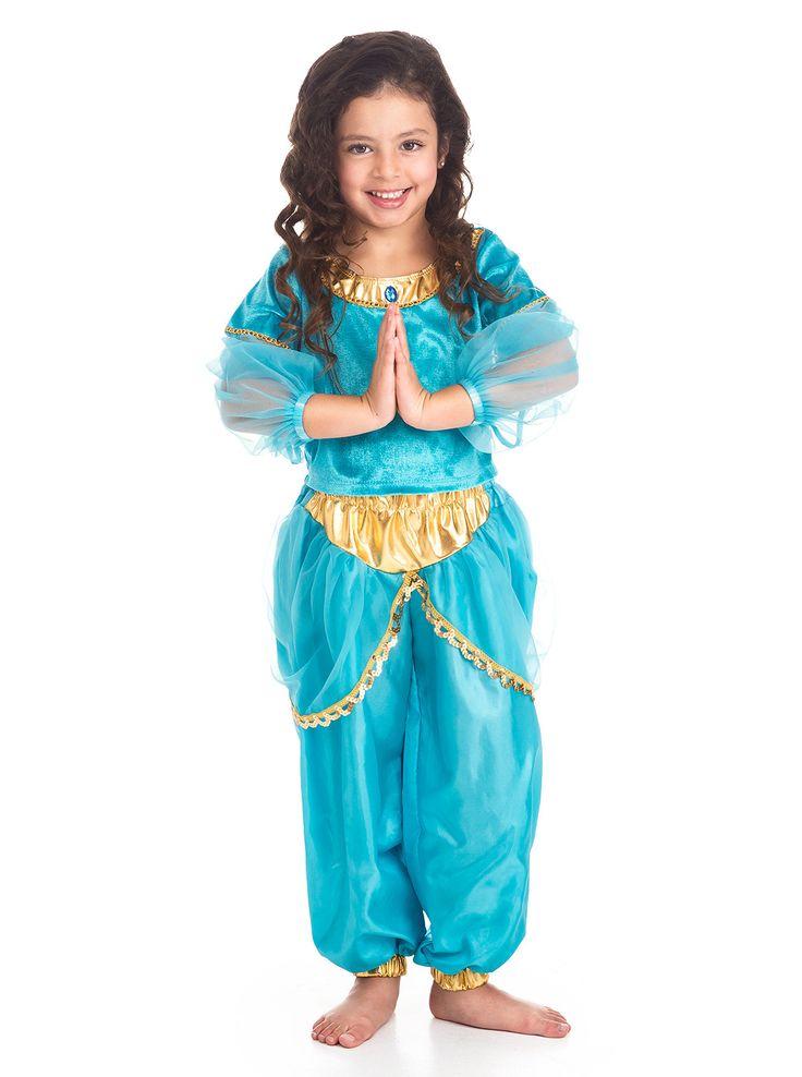 Jasmine Inspired Arabian Princess