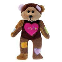 Beanie Kids - Patchy The Bear