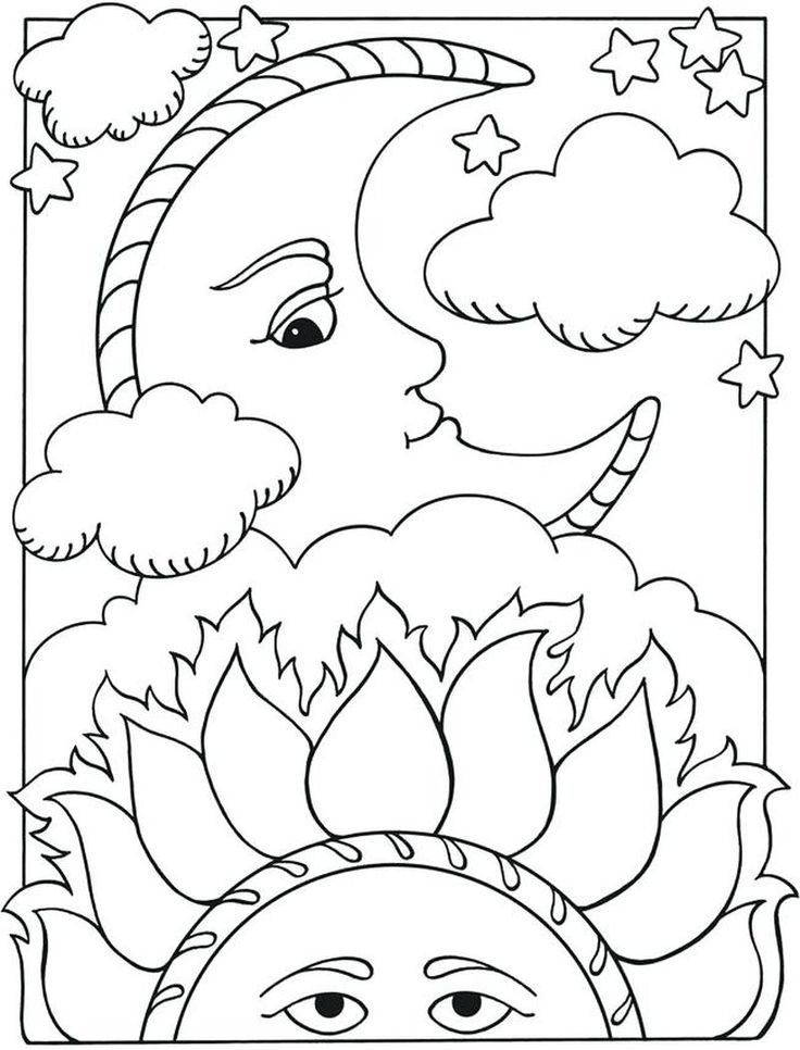 pokemon sun coloring pages. In our solar system, we know