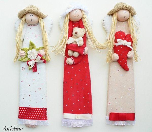 Очаровашки: куколки-магниты