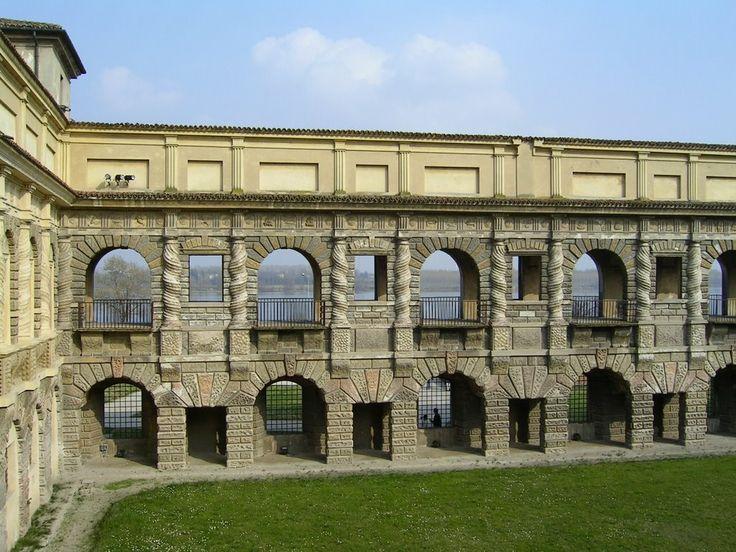 Resultado de imagem para palacio ducal de mantua giulio romano