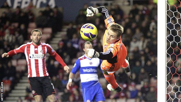 Simon Mignolet has been linked with a move to Liverpool