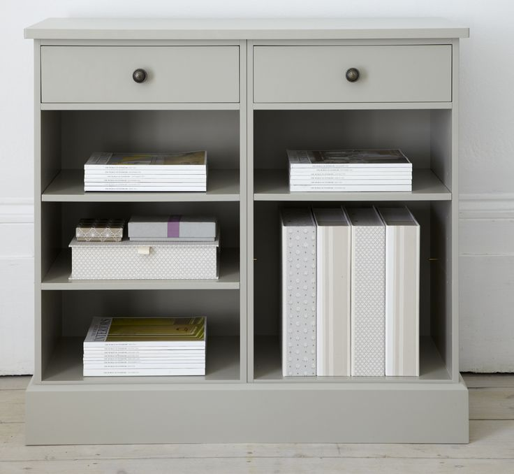 New Hampshire double modular shelves - The Dormy House