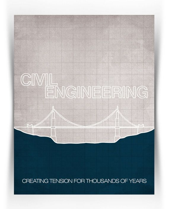 •what it is:  civil engineer creating tension for thousands of years    hand drawn suspension bridge on a grid paper background. distressed