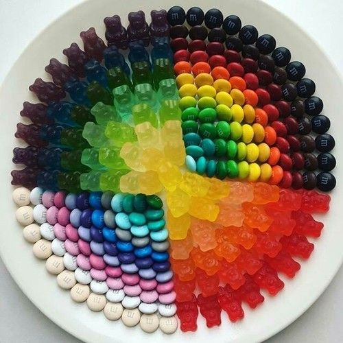 мармеладки #tagforlikes #color #instafollow