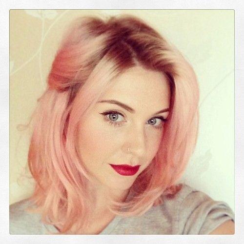 Customer pic @Sarah Davies Used Super Cool Colour Awkward Peach