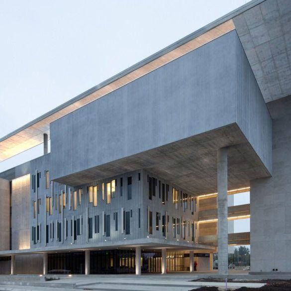 Miami Dade College Academic Support Center Perkins Will Arch2o Com In 2020 University Architecture Architecture Architecture Presentation