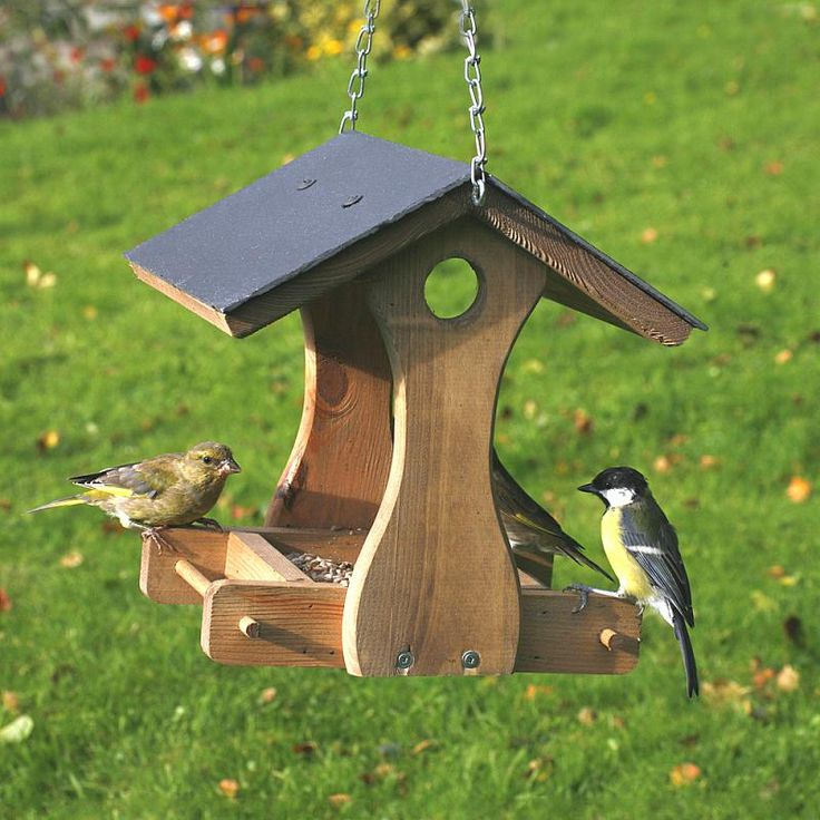 110 best images about bird feeders bird tables on. Black Bedroom Furniture Sets. Home Design Ideas