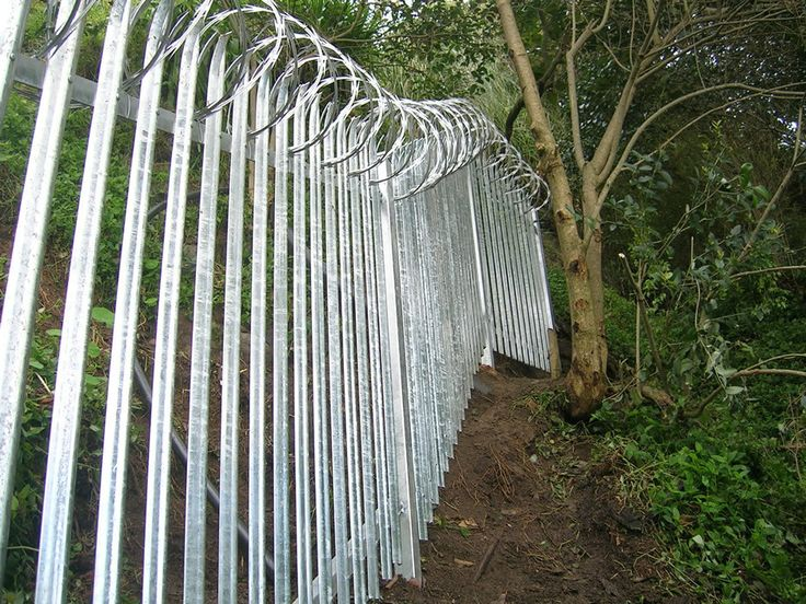 Get Gates & Fence It - Boundary Security