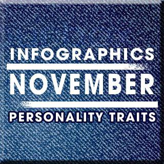 [Infographics] November Birthday Horoscope Personality | Sun Signs
