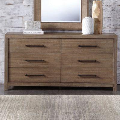 Unique August Grove Pavillion Drawer Dresser