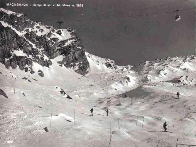 Sciare al Monte Moro