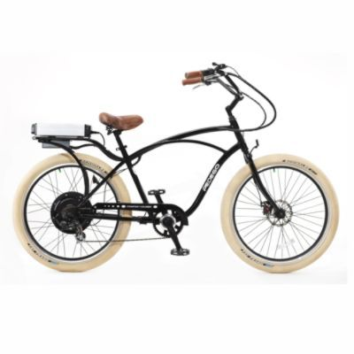 The Pedego Cruiser electric bike is a dead cert to turn heads with its Californian design. e-bike tours sightseeing
