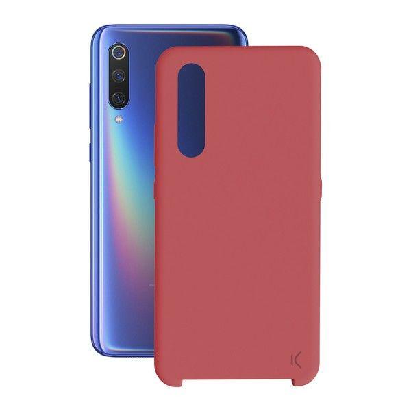 Mobile Cover Xiaomi Mi 9 Soft Red Kedak Handy Technologie Elektroniken