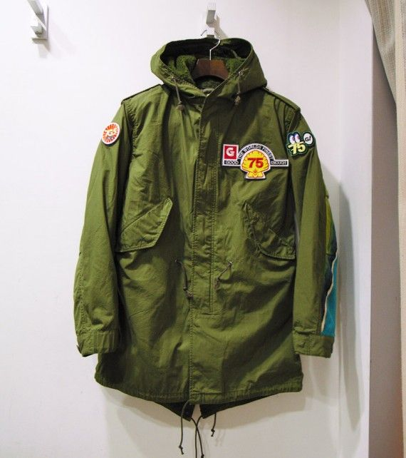 Desperate for a mod parka | Clothes and Such | Pinterest