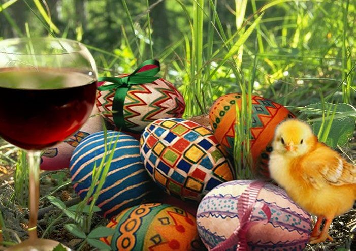Everywhere in Armenia easter is celebrated with traditional events, dishes, songs, greetings.