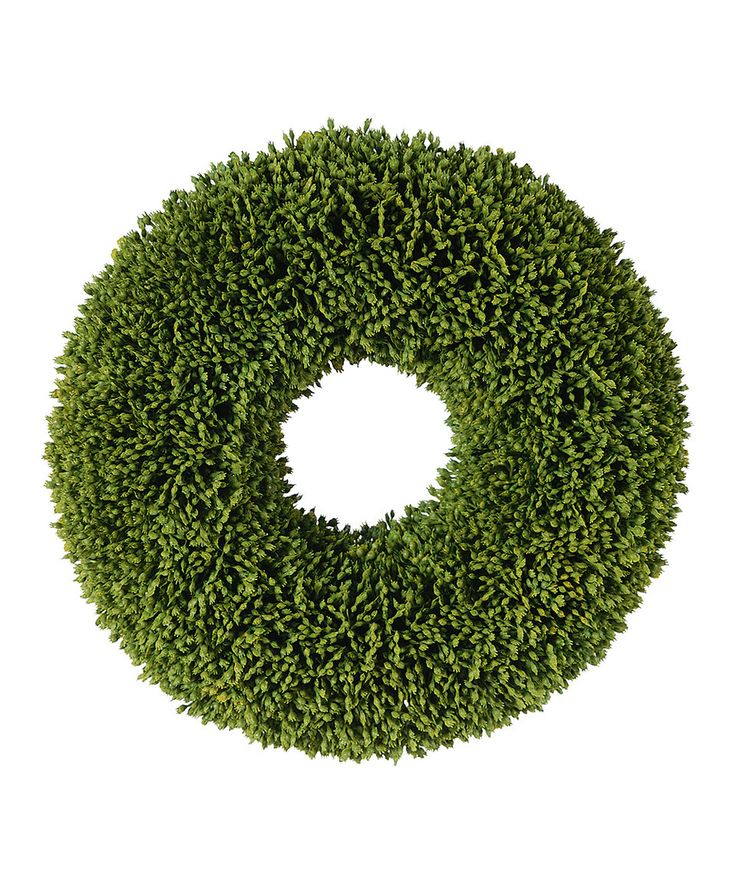 """Look what I found on #zulily! 11"""" Faux Seaded Wreath by Established 98 #zulilyfinds"""