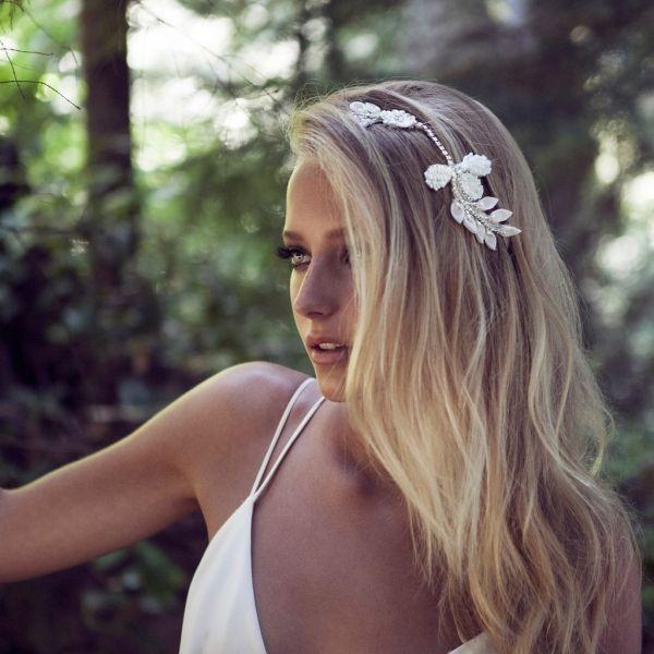 15 peinados de novia bohemios