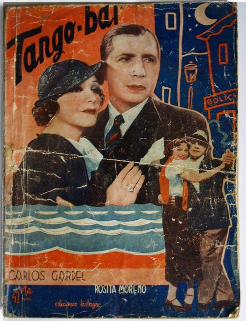 Vintage tango. Argentina Vintage