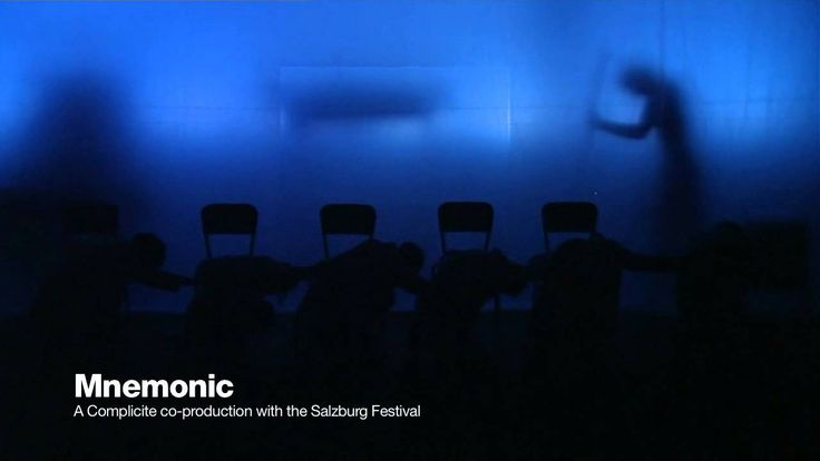 Complicite showreel 2011 video...for inspiration
