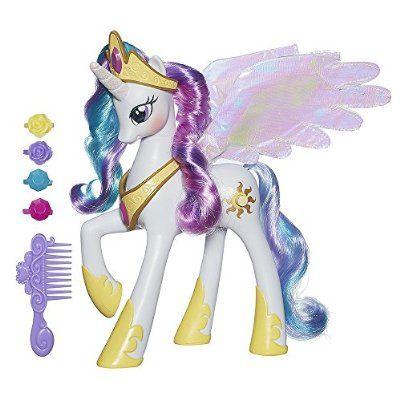 Amazon 23,20€ grande!Hasbro A0633EU4 - My Little Pony Principessa Celestia