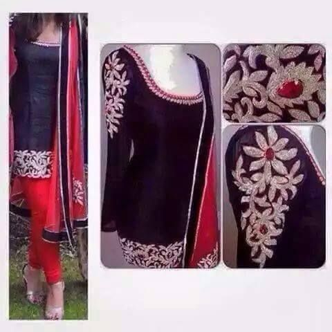 Punjabi suits Full with work...Real image of the suit as been displayed..  Mail us at womensworld14@gmail.com or whatsapp us on 9930136581 to place an order  Payment can be done through neft / debit card / credit card / wire transfer / paypal / western union  Website - www.womensworld.ws  Free shipping worldwide on 6kgs and above if stitching included  #freeshipping #worldwide