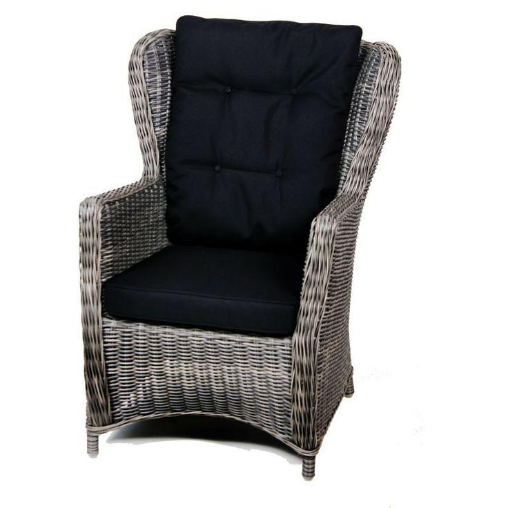 De wicker loungestoel Jasmijn zilver heeft niet alleen een geweldige uitstraling. Het zitcomfort van deze prachtige loungestoel is niet te vergelijken met welke andere loungestoel dan ook. Kortom een echte topper. Het 7mm dikke wicker zorgt ervoor dat de loungestoel Jasmijn zilver ook buiten kan blijven staan als het weer niet optimaal is. #Tuinstoel #Tuinstoelen #tuinmeubelen #tuinmeubel #tuinmeubels
